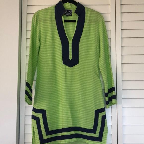 Sail to Sable Dresses & Skirts - Sail to Sable Stripe Tunic Dress
